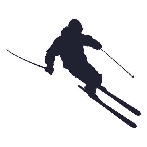 ski player silhouette transparent png   svg vector nfl logo vector files nfl logo vector image