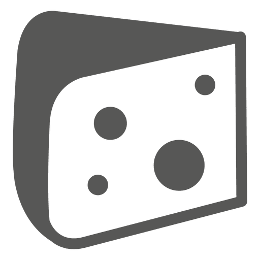 Slice of butter icon Transparent PNG