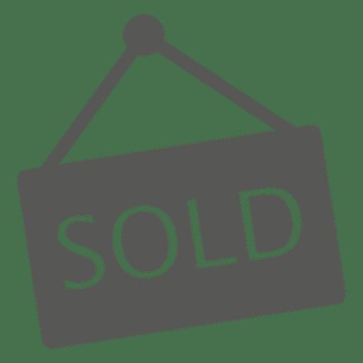 Verkauft Zeichen Symbol Transparent PNG