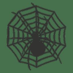 Spinne im Web 4
