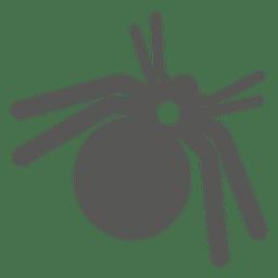 Ícone assustador de aranha