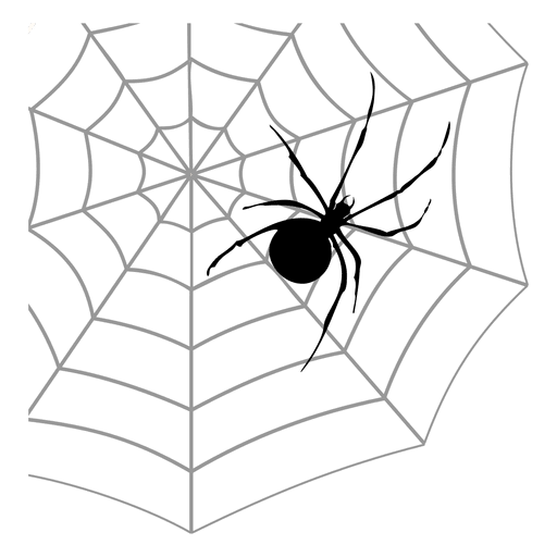 Spider web 5 - Transparent PNG & SVG vector