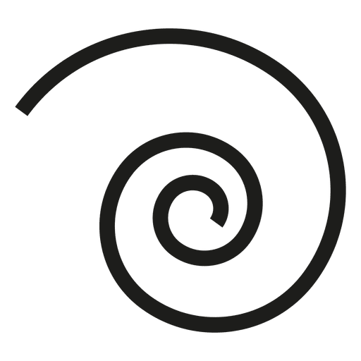 Herramienta espiral Transparent PNG