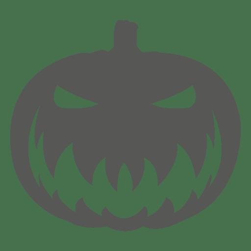 Spooky pumkin icon