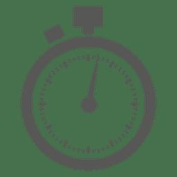 Icono del temporizador de cronómetro