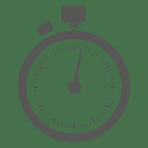 Icono de temporizador de cronómetro