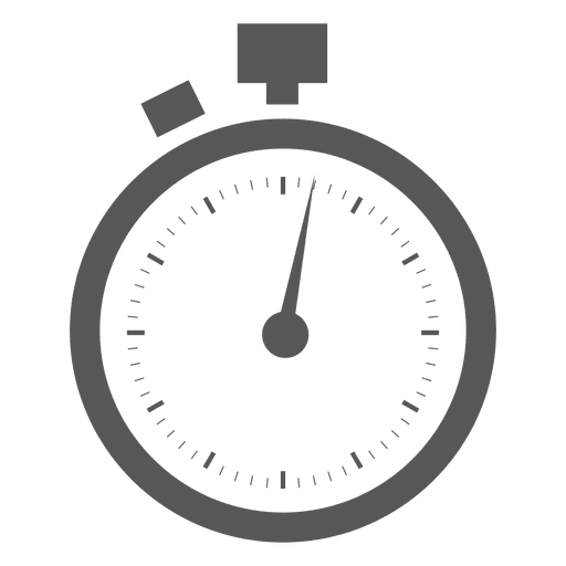 stopwatch timer icon transparent png svg vector