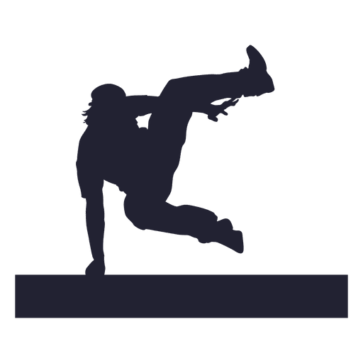 Street jumper silhouette