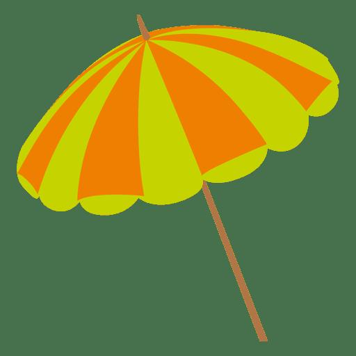 Colored Umbrella Icon Transparent PNG