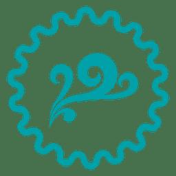 Swirls wheel