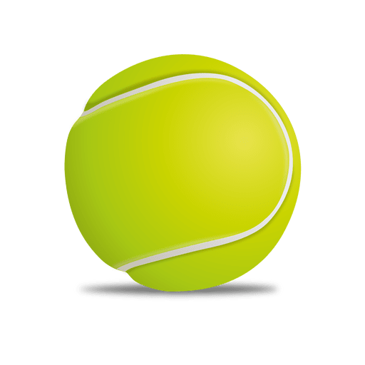 Tennis ball Transparent PNG