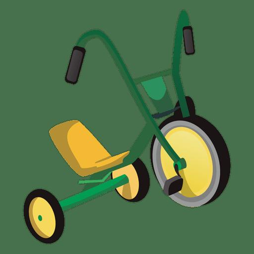 Dibujos animados de triciclo Transparent PNG