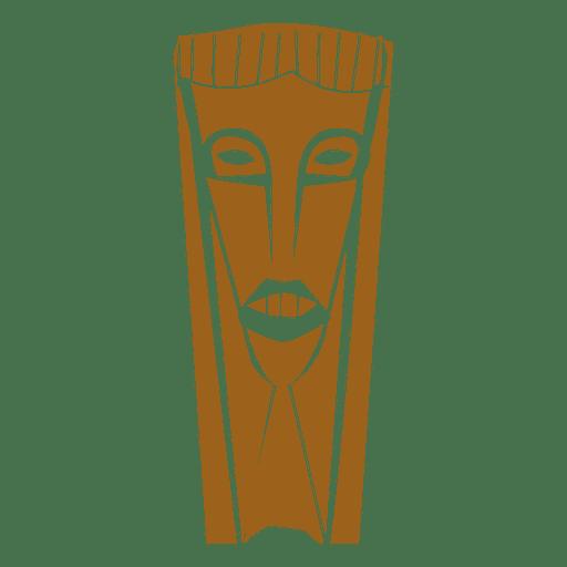 Tiki gods Transparent PNG