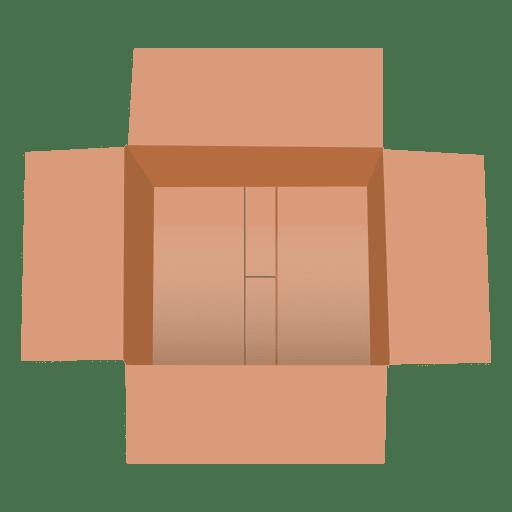 Pacote de cartão de vista superior Transparent PNG