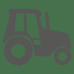 Icono del lado del tractor