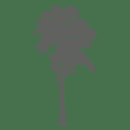 Silhueta de árvore 4