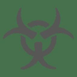 Icono de círculo tribal