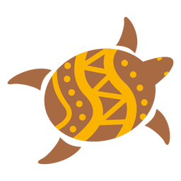 Turtle decorative icon