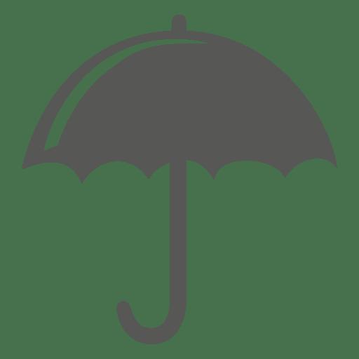 Umbrella flat icon Transparent PNG