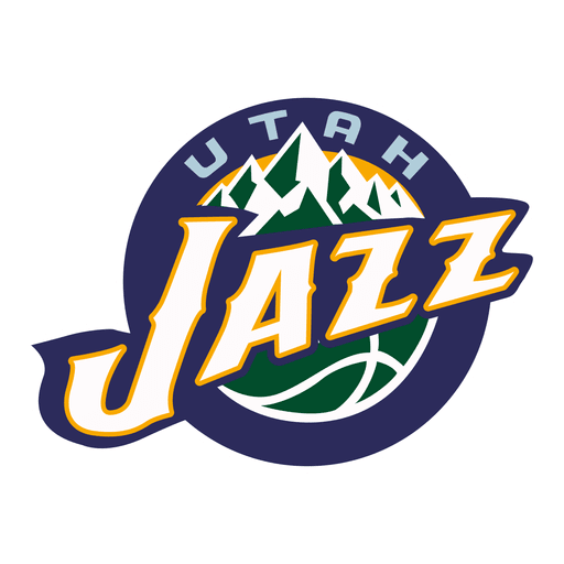 Utah Jazz Logo Transparent Png Svg Vector File