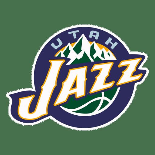 Utah-Jazz-Logo Transparent PNG