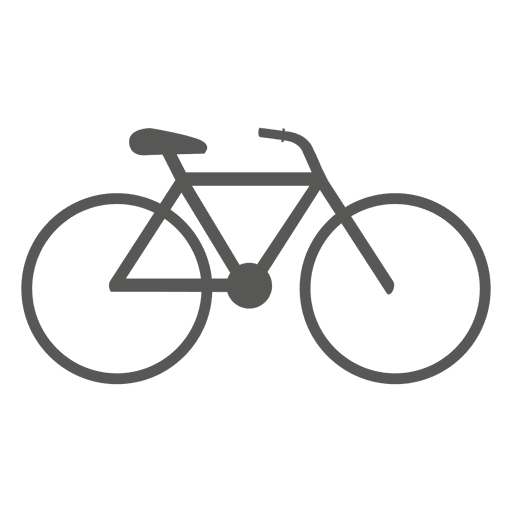 Icono de bicicleta bicicleta