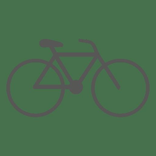 Icono de bicicleta Transparent PNG