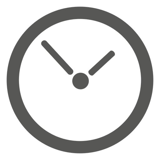 Wall clock icon Transparent PNG