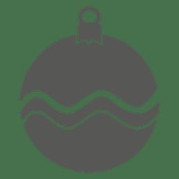 Ícone de bugiganga de faixa de onda