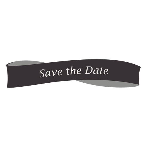 Wavy the date badge 11 Transparent PNG