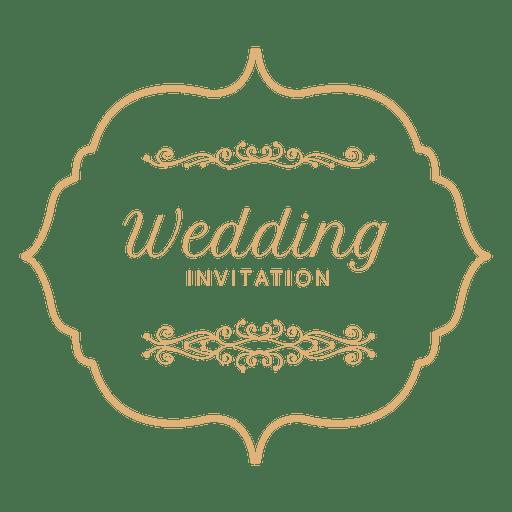 R Tulo De Convite De Casamento 3
