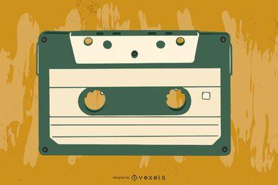 Cassette de vector