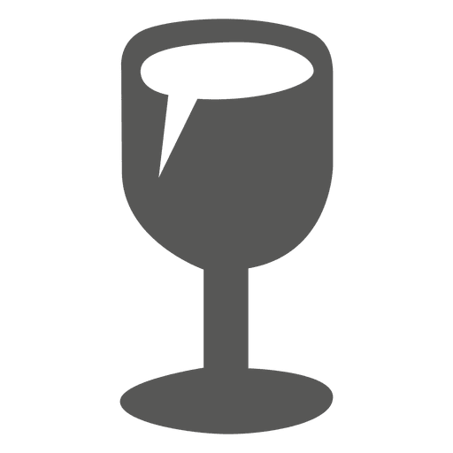 Wine glass icon Transparent PNG