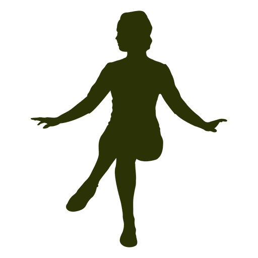 Woman sitting silhouette 3 - Transparent PNG & SVG vector