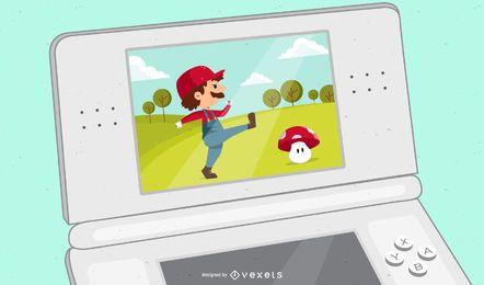 Pacote de vetores Super Mario