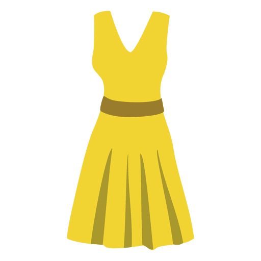 Pano de mulheres amarelas Transparent PNG