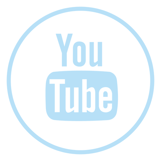 Youtube ring icon Transparent PNG