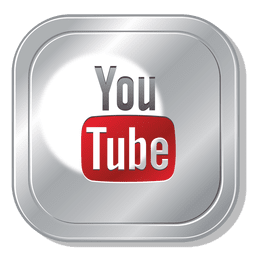 Logo cuadrado de youtube