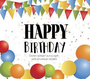 fabricante de la tarjeta del feliz cumpleaños