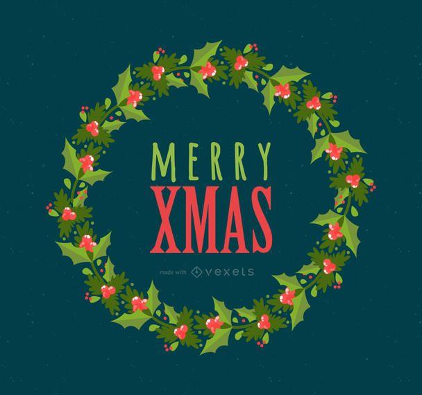 Merry Christmas frame creator