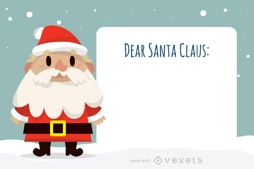 Dear Santa Claus letter maker