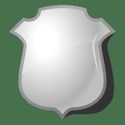 3d shield emblem