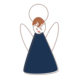 Anjo dos desenhos animados ícone 69