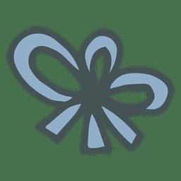 Icono de dibujos animados dibujados a mano arco 39