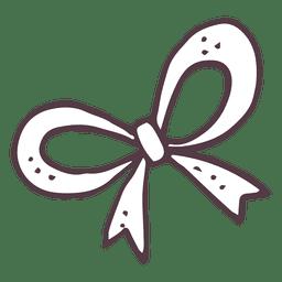 Icono dibujado a mano arco 5