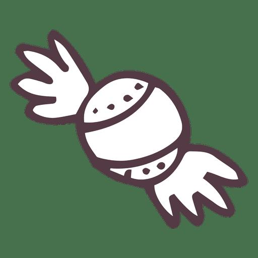 Ícone desenhado mão doces 21 Transparent PNG