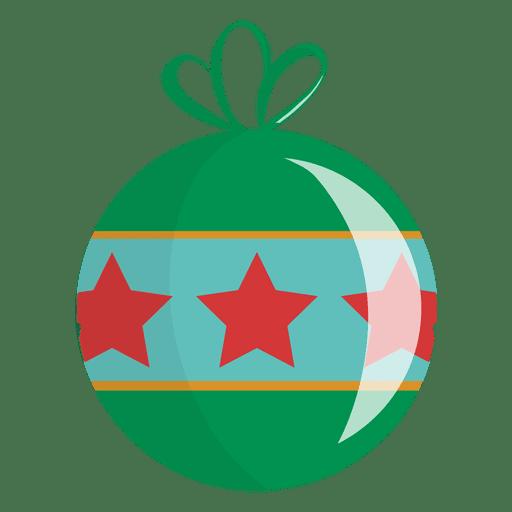 Icono de dibujos animados bola de navidad 31 descargar for Dibujo bola navidad