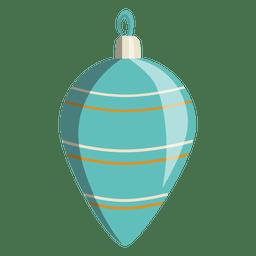 Desenhos animados de bola de Natal 159