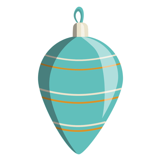 Christmas ball cartoon transparent png svg vector
