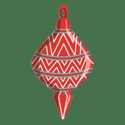 Desenhos animados de bola de Natal 180
